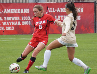 Soccer: Utah back on the road to play against Arizona and ASU