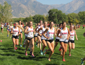 Cross country: Utes finish second, look ahead to Notre Dame Invitational