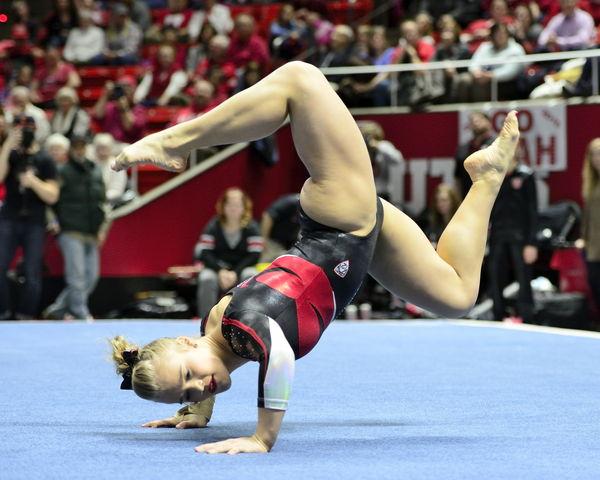 john pancott gymnastics meet 2016