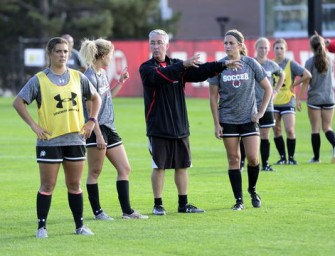 "Soccer: Manning Wants More ""Aggressiveness"" From Players After Loss"