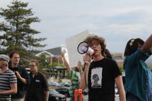 grad protest