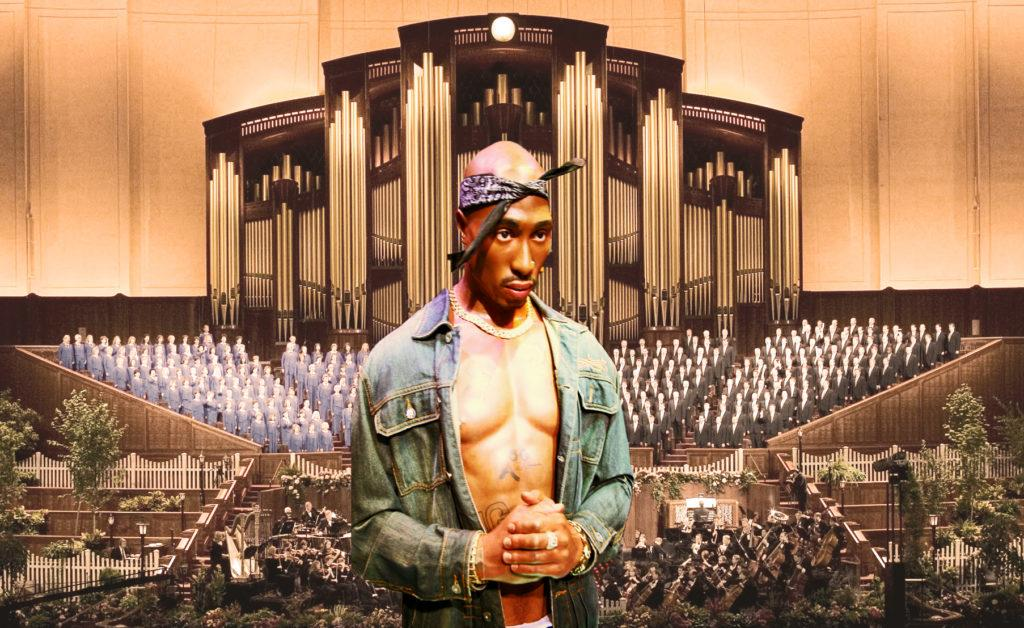 Tupac Performing With The Mormon Tabernacle Choir? – Daily Utah ...