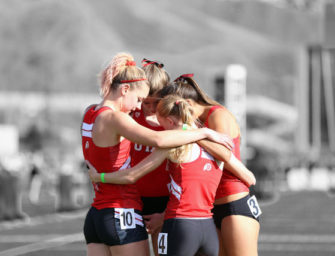 Cross Country: A Leader On And Off The Track