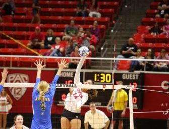 Volleyball: All Eyes Set On The Prize