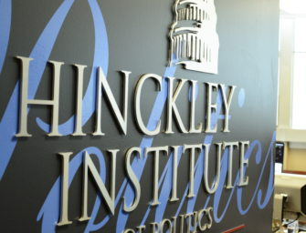 Hinckley Institute of Politics Offers Programs for Everyone