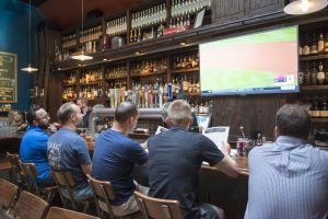 Whiskey Street, one of the many restaurants participating in the Salt Lake City Dine O'Round, is a elegant restaurant to showcase the finest cuts of meat with first class drinks on Wednesday, September 8, 2016