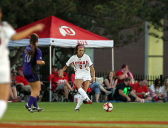 Soccer: Leachman Finds Family Away from Home
