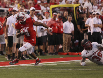 Weather drove the run, Utes still have confidence in passing game