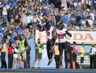 Football: Utah Takes the Win Despite Sloppy First Half