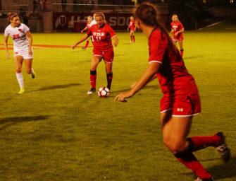 Soccer: Utah continues Pac-12 play in California