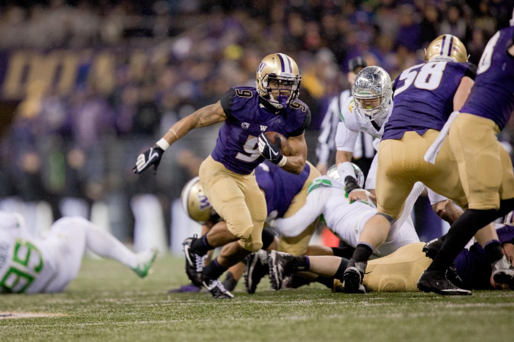 UW's Jake Browning named Pac-12 player of the week