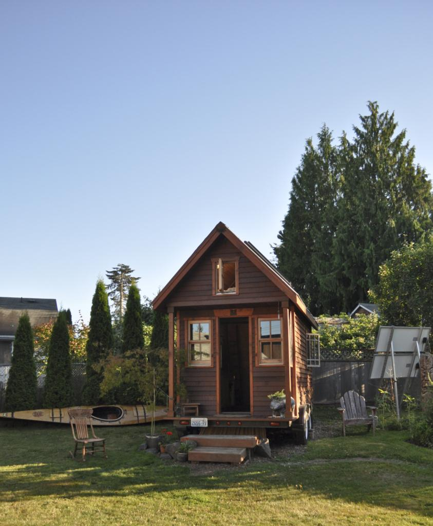 Williams Making Room For Tiny Homes In Utah Daily Utah Chronicle