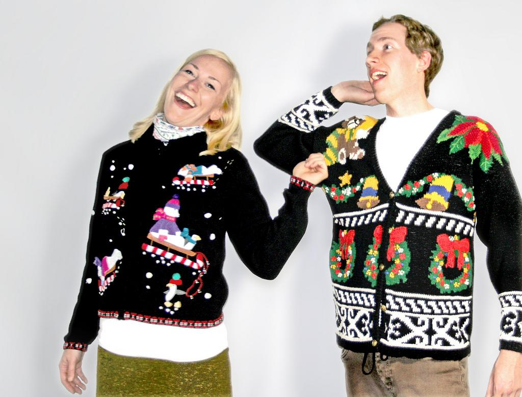 Ugly Christmas Sweaters Abound Daily Utah Chronicle