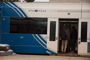 UTA's Trax