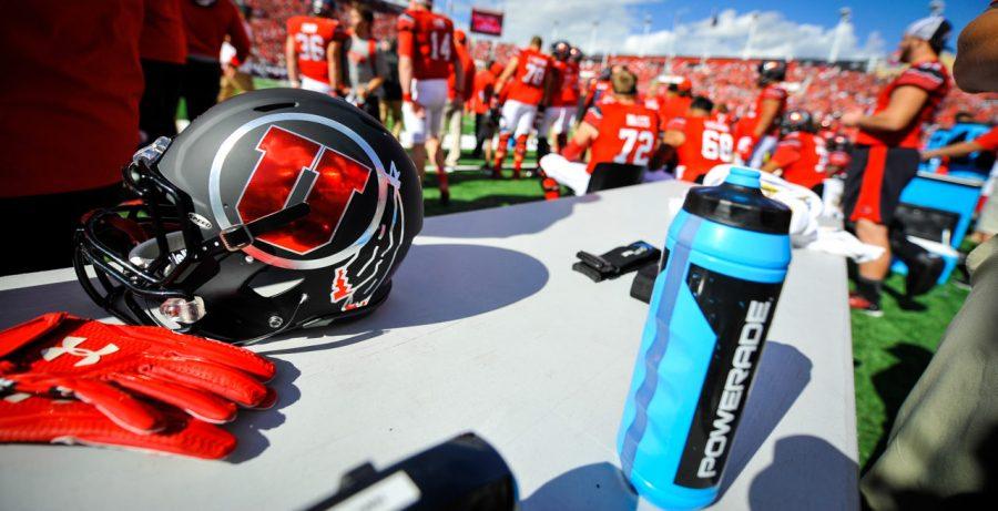 Rice Eccles Stadium Salt Lake City, Utah. Adam Fondren, Daily Utah Chronicle