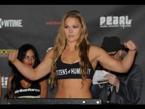 Ronda Rousey's Sportsmanship is Both Classless and Disappointing