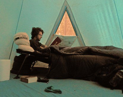 What I Learned From Camping Alone for 48 Hours