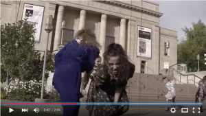 VIDEO: Thriller Collaboration with Odyssey Dance Theatre