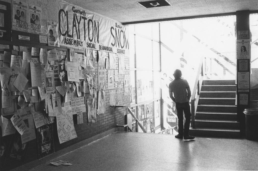 U Archives B Orson Spencer Hall- Interior Fd 1 #001