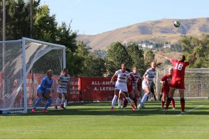 Soccer: Utes Hope to Send off Seniors in Style with Win Over Buffs
