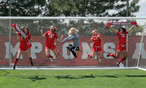 Soccer: Rollercoaster Season Established Character in Utes