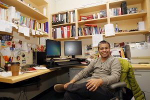 Director of U LGBT Resource Center Researches Experiences of Transgender Faculty in Universities