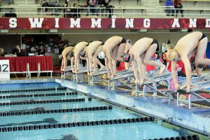 Swim & Dive: Purss Looks Forward To Fulfilling His Captain Duties In His Final Year As A Ute