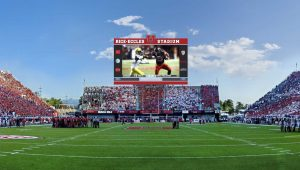U Approves Updated Scoreboard, Sound System for Rice-Eccles Stadium