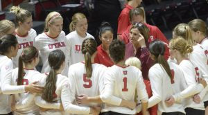Utah Volleyball To Play Six Matches on European Tour