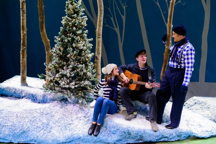 Pioneer Theatre Company Presents Original Holiday Musical