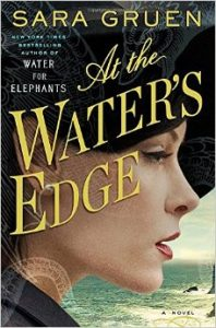 "Book Review: ""At the Water's Edge"" Combines History, Fiction, and the Loch Ness Monster"