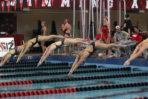 Women's swim: Utes start 2016 with a win at Oregon State