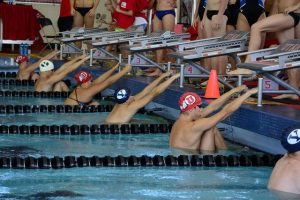 Swim & Dive: Women's Team Takes Double Defeat While Diving Closes Strong