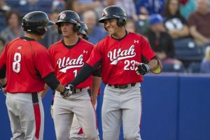 Baseball: Utes Snatch 3 Road Wins Over the Weekend