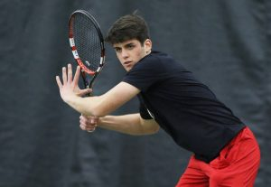 Men's Tennis: Utes Extend Record to 11-0 with Pair of Wins Against Ranked Teams
