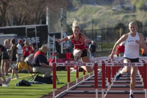 Track and Field: Three Utes Set School Records at UW Invitational