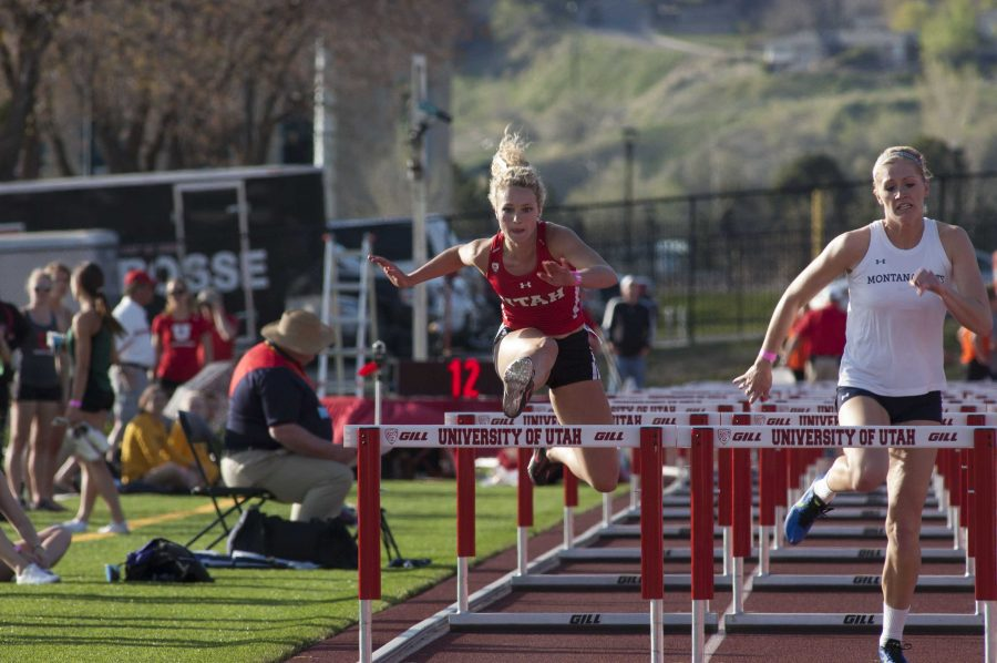 Track+and+Field%3A+Three+Utes+Set+School+Records+at+UW+Invitational