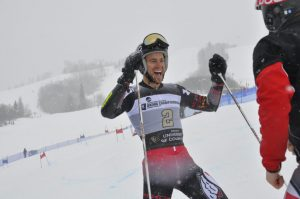 Ski: Bjertness wins giant slalom on first day of NCAA Championships