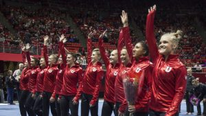 Gymnastics: Red Rocks Look To Use Their Nationals Seed In Their Favor
