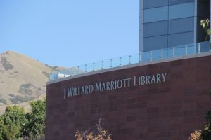 Bibliophilic Paradise at Marriott Library fall Booksale