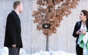 WATCH: YouTube Prankster Visits U Campus, Awkward Interactions Ensue