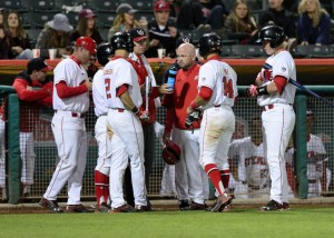 Utah Baseball Clinches Wins Over Opening Weekend