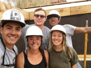 U Grad Students Construct Community Center In Bluff, Utah