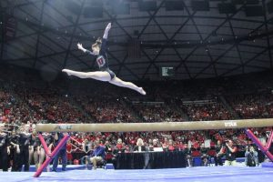 Gymnastics: Red Rocks Plan On Giving Their All To Succeed At Nationals
