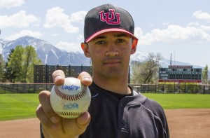 Baseball: Ace pitcher Jayson Rose — and his fastball — are on the rise
