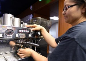 Coffee Shop Haunts: Mom's Cafe gets the job done with a smile