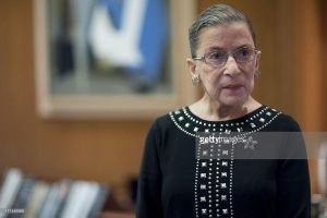 Time for the Notorious R.B.G. to Resign