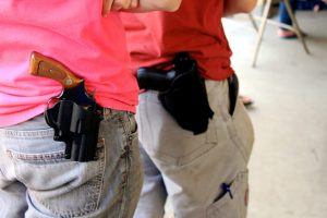 The Myth Of The 'Good Guy With a Gun'