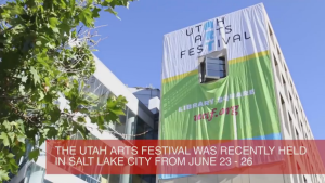Utah Arts Festival Celebrates 40 Years of Bringing People Together