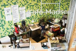 Café Madsen Makes an Impression